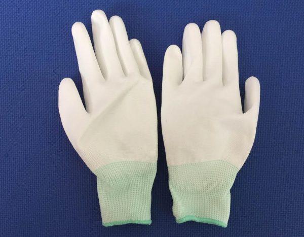 Găng tay sợi chống tĩnh điện